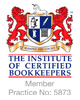 Seal of The Institute of Certified Bookkeepers